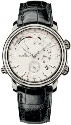 Blancpain Leman Automatic  Men's Watch 2841-1542-53B