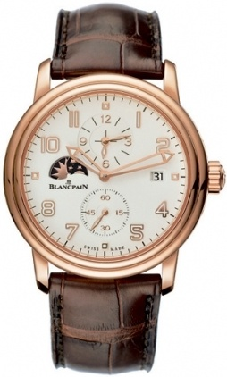 Blancpain Leman Automatic  Men's Watch 2860-3642-53B