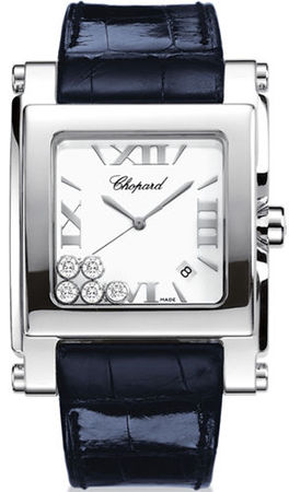 Chopard Happy Sport Square XL  Women's Watch 288447-3001