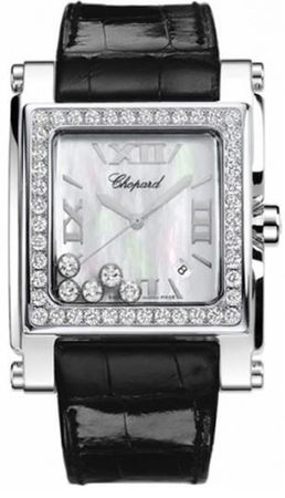 Chopard Happy Sport Square XL  Women's Watch 288448-2001