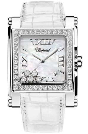 Chopard Happy Sport Square XL  Women's Watch 288448-2002