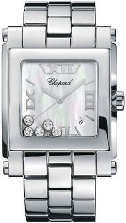 Chopard Happy Sport Square XL  Women's Watch 288467-3003