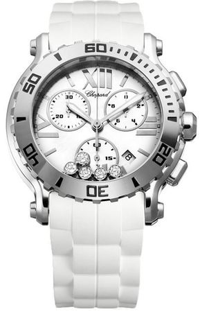 Chopard Happy Sport Chronograph  Women's Watch 288499-3001