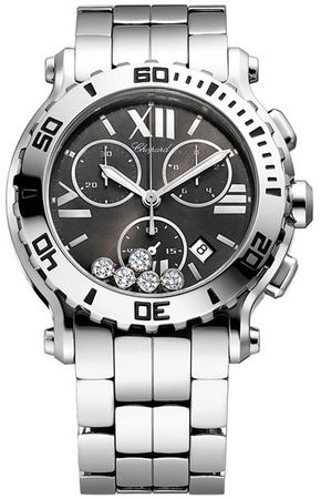 Chopard Happy Sport Chronograph  Women's Watch 288499-3008