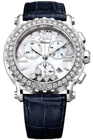 Chopard Happy Sport Chronograph  Women's Watch 288499-3021