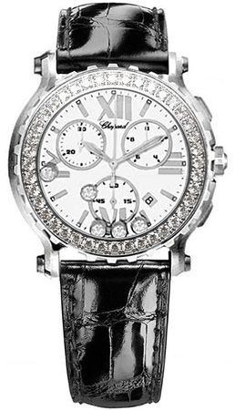 Chopard Happy Sport Chronograph  Women's Watch 288506-2001