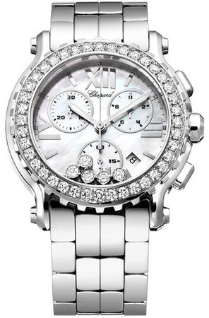 Chopard Happy Sport Chronograph  Women's Watch 288506-2005