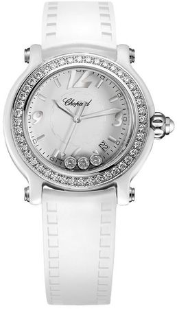Chopard Happy Sport Medium 36mm  Women's Watch 288507-9012