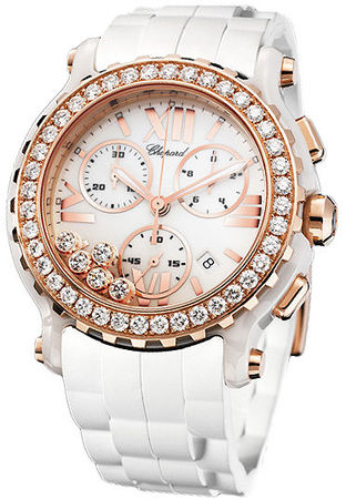 Chopard Happy Sport Chronograph  Women's Watch 288515-9002