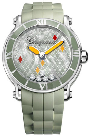 Chopard Happy Sport XL 42mm  Women's Watch 288524-3003