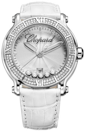Chopard Happy Sport Round 42mm  Women's Watch 288525-3003