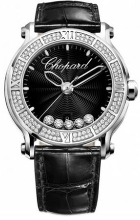 Chopard Happy Sport Round 42mm  Women's Watch 288525-3006
