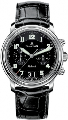 Blancpain Leman Automatic Chronograph  Men's Watch 2885F-1130-53B
