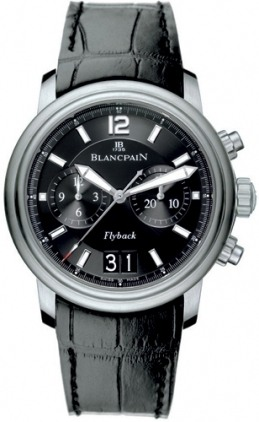 Blancpain Leman Automatic Chronograph  Men's Watch 2885F-11B30-53B