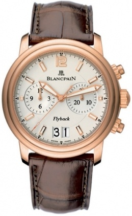 Blancpain Leman Automatic Chronograph  Men's Watch 2885F-36B42-53B