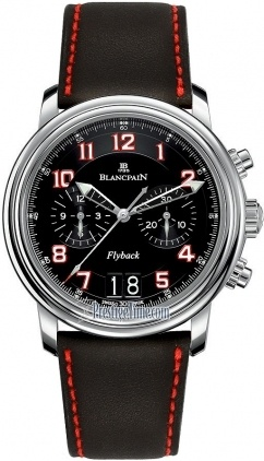 Blancpain Leman Automatic Chronograph  Men's Watch 2885FB-1130-63B