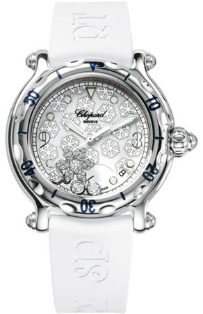 Chopard Happy Snowflakes   Women's Watch 288948-3001