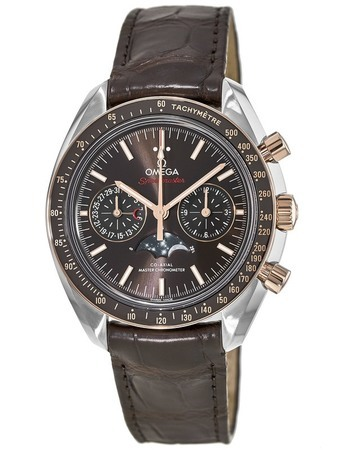 Omega Speedmaster Moonphase Co-Axial Master Chronometer Chronograph  Men's Watch 304.23.44.52.13.001