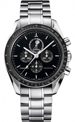 Omega Speedmaster Professional Moonwatch Moonphase Men's Watch 311.30.44.32.01.001