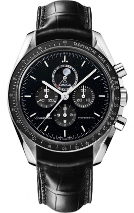 Omega Speedmaster Professional Moonwatch Moonphase Men's Watch 311.33.44.32.01.001