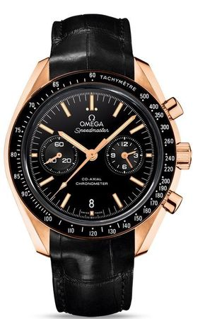 Omega Speedmaster Moonwatch Co-Axial Chronograph  Men's Watch 311.63.44.51.01.001