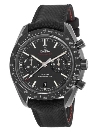 Omega Speedmaster Moonwatch Co-Axial Chronograph Dark Side of the Moon Ceramic Men's Watch 311.92.44.51.01.003