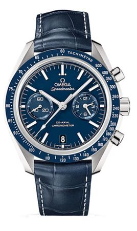 Omega Speedmaster Moonwatch Co-Axial Chronograph Titanium Men's Watch 311.93.44.51.03.001