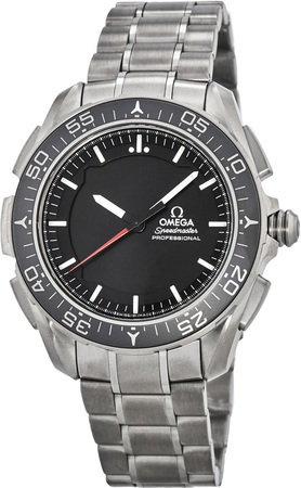 Omega Speedmaster Skywalker X-33 Chronograph 45 MM Men's Watch 318.90.45.79.01.001