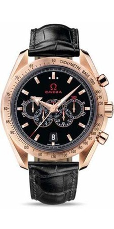 Omega Speedmaster Olympic Collection Timeless  Men's Watch 321.53.44.52.01.001