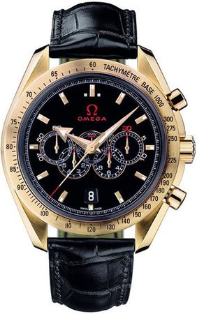 Omega Speedmaster Olympic Collection Timeless  Men's Watch 321.53.44.52.01.002