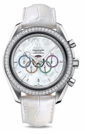 Omega Speedmaster Olympic Collection Timeless  Men's Watch 321.58.44.52.55.001