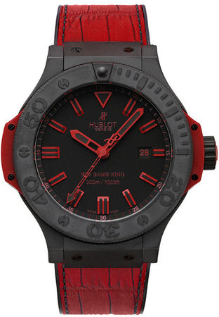 Hublot Big Bang All Black  Men's Watch 322.CI.1130.GR.ABR10