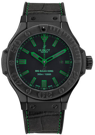 Hublot Big Bang All Black  Men's Watch 322.CI.1190.GR.ABG11