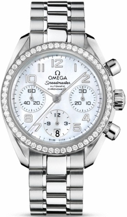 Omega Speedmaster Automatic Chronometer  Women's Watch 324.15.38.40.05.001
