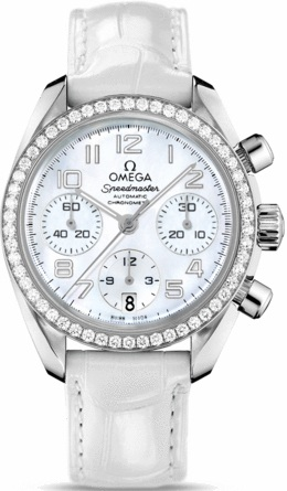 Omega Speedmaster Automatic Chronometer  Women's Watch 324.18.38.40.05.001