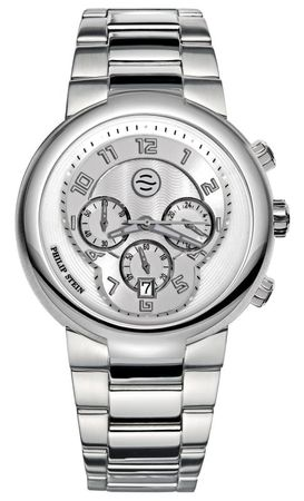 Philip Stein Active 45mm Chronograph Men's Watch 32-AW-SS