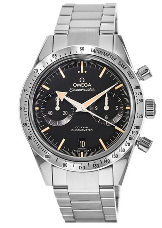 Omega Speedmaster 57 Co-Axial Chronograph Men's Watch 331.10.42.51.01.002