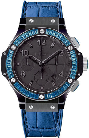 Hublot Big Bang 41mm  Women's Watch 341.CL.1110.LR.1907.BLUE