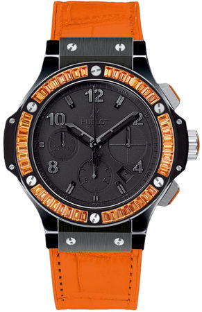 Hublot Big Bang 41mm  Women's Watch 341.CO.1110.LR.1906.ORANGE