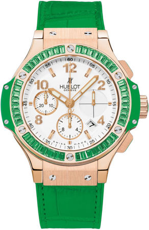 Hublot Big Bang Tutti Frutti  Women's Watch 341.PG.2010.LR.1922.APPLE