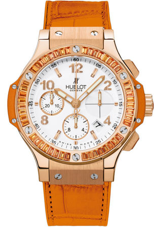 Hublot Big Bang Tutti Frutti  Women's Watch 341.PO.2010.LR.1906.ORANGE