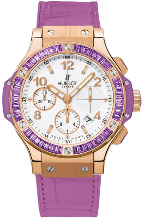 Hublot Big Bang Tutti Frutti  Women's Watch 341.PV.2010.LR.1905.PURPLE