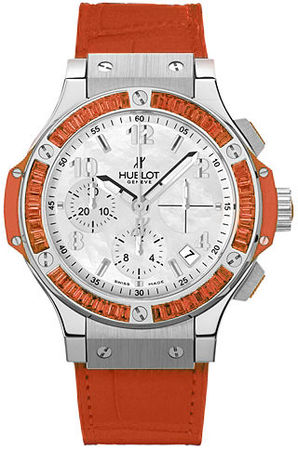 Hublot Big Bang Tutti Frutti  Women's Watch 341.SO.6010.LR.1906.ORANGE