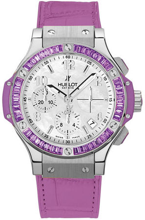 Hublot Big Bang Tutti Frutti  Women's Watch 341.SV.6010.LR.1905.PURPLE