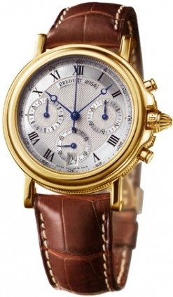 Breguet Marine Automatic Chronograph  Men's Watch 3460BA-12-996