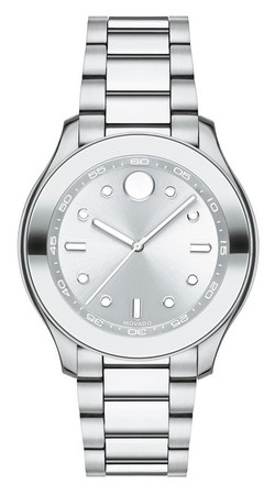 Movado Bold  38mm Stainless Steel Women's Watch 3600415