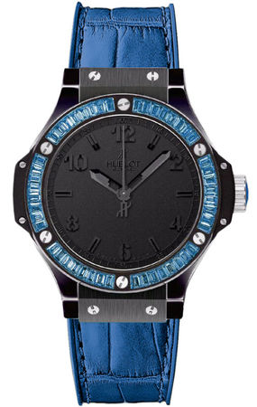 Hublot Big Bang Tutti Frutti  Women's Watch 361.CL.1110.LR.1907.BLUE
