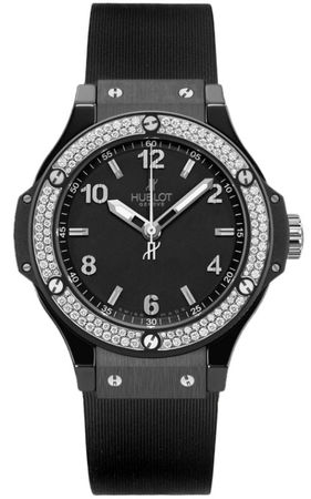 Hublot Big Bang All Black  Women's Watch 361.CV.1270.RX.1104