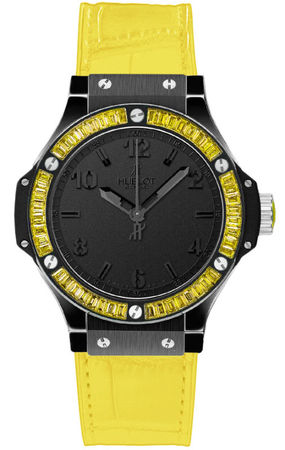 Hublot Big Bang Tutti Frutti  Women's Watch 361.CY.1110.LR.1911.LEMON