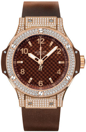 Hublot Big Bang 38mm  Women's Watch 361.PC.3380.RC.1704